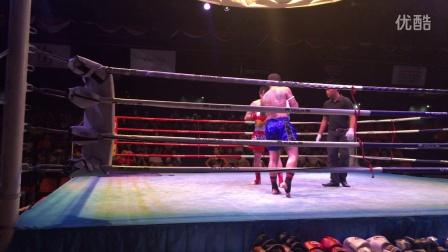 芭提雅泰拳表演3