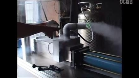 工业现场讲课——干冰是怎么做出来的