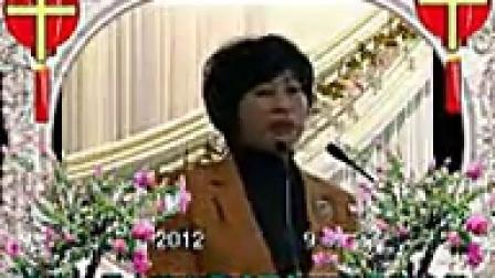 基督教讲道:祷告,灵命的必需(DVD版)【3】:侯玉洁牧师_标清