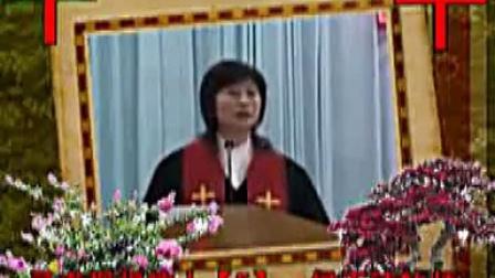 基督教讲道:寻求祝福的人(DVD版)【6】:侯玉洁牧师_标清