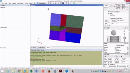 Adding Liners Interactively and Importing Ground Support from CAD Data