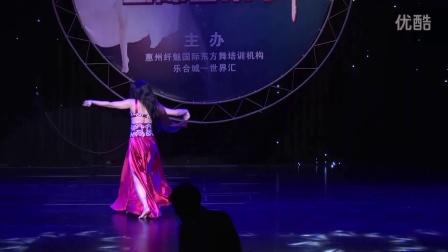 惠州首届东方舞国际艺术节维多利亚megance