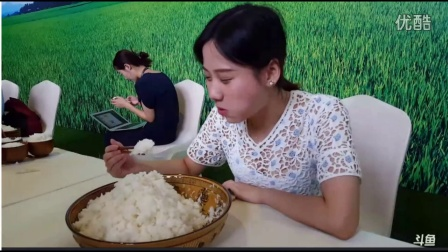 90后美女一口气吃完8斤米饭 47