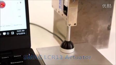 SMAC直驱式伺服马达机械人手指