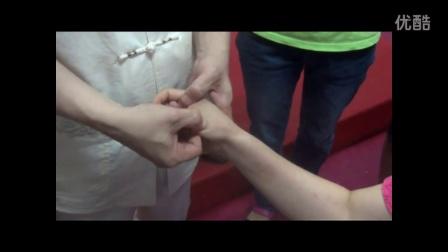 中医教学-冯寿江冯氏宫廷寻筋摸骨腱鞘炎的治疗