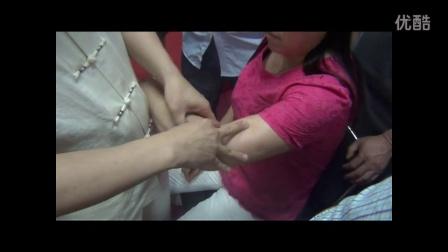 中医教学-冯寿江冯氏宫廷寻筋摸骨治疗网球肘
