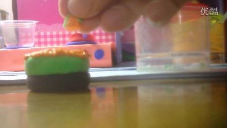 做粘土蛋糕视频
