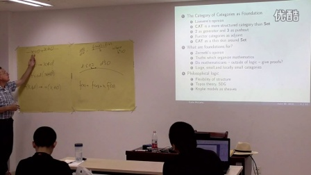 An introduction to Category Theory (D4p3) by Prof. Colin McLarty