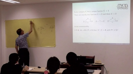 An introduction to Category Theory (D4p1) by Prof. Colin McLarty