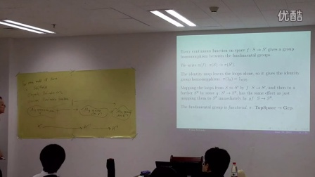 An introduction to Category Theory (D2p3) by Prof. Colin McLarty