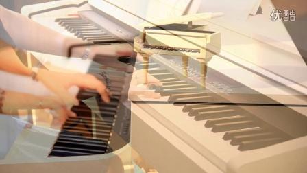 电影《大鱼海棠》主题曲 大鱼 钢琴版