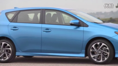 2016 Scion iM Exterior and Drive