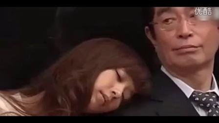 日本男人和美女在地铁的不同遭遇  男女有别