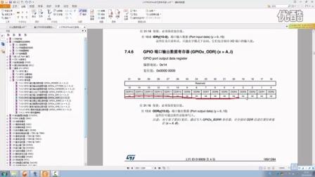 【200集-野火F429挑战者视频教程】5-什么是寄存器—STM32存储器映射