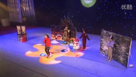 中国童话节金奖作品《莉莉与卖火柴的小女孩》