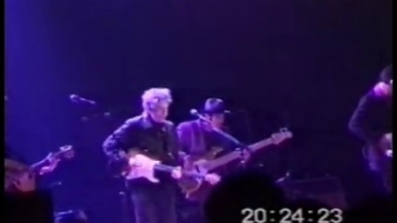 Bob Dylan Live Volume 2-17 Blind Willie McTell (Cardiff 2000)