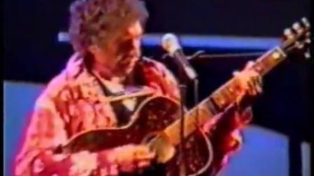 Bob Dylan Live Volume 2-9 Hey Joe (Antibes 1992)