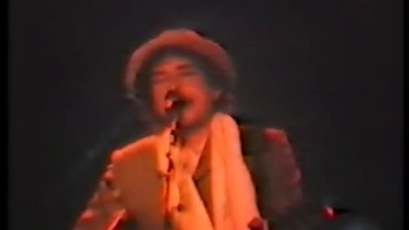 Bob Dylan Live Volume 2-3 Just Like A Woman (Rotterdam 1984)