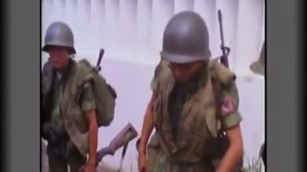 越南战争-南越陆军抓俘虏