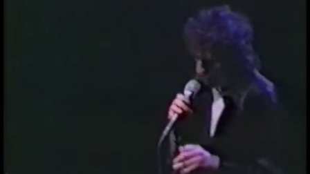 Bob Dylan Live Volume 3-11 I'll Be Your Baby Tonight (Kerkrade 1995)