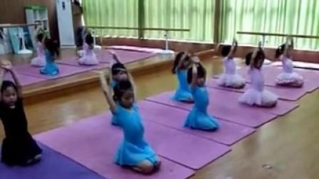 艺佳(乐天)教育陶子老师一级考级舞蹈(饼干圆圆)2