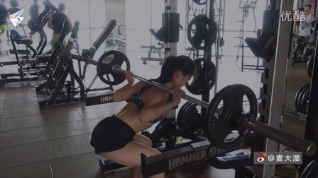 【细腿翘臀系列3】臀部训练标准建议