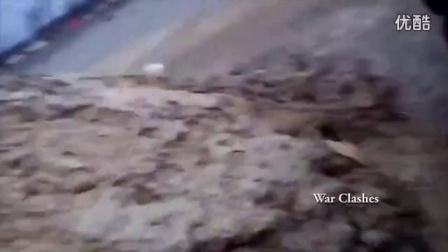 乌克兰战争2016-乌克兰政府军与亲俄罗斯武装激烈交战_高清_1