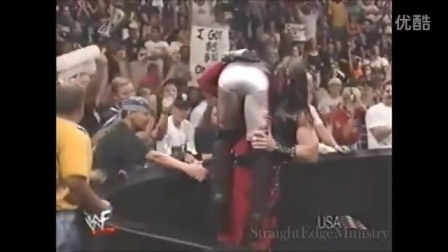 WWF Kane Fights The Undertaker In Order To Defend