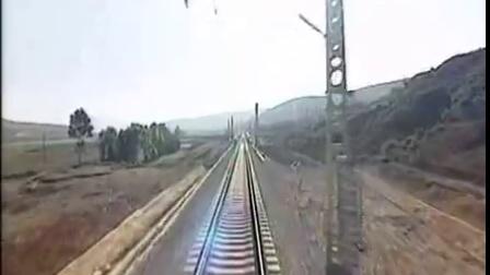 【前面展望】7452次 南昆铁路 (昆明-威舍) Part1 昆明-宜良北 韶山ss7型电力机车驾驶室视角