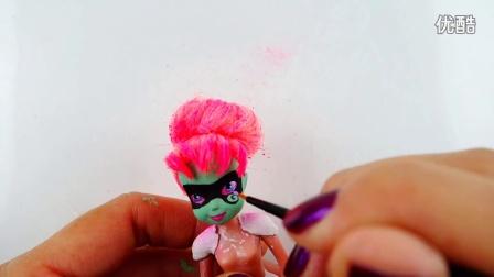 瓢虫雷迪 迪士尼 公主香水 小叮当 粘土 定制娃娃 玩具 Ladybug Princess Fragrance