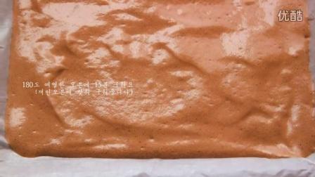 【甜点做法】野草莓巧克力蛋糕  by Honeykki