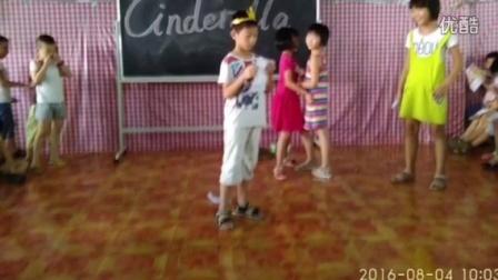 向日葵课堂:英语话剧