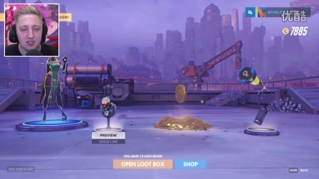 Overwatch Loot Unboxing - ANA HUNTING!