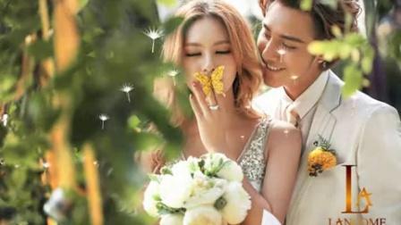 郑州唯美婚纱照图片