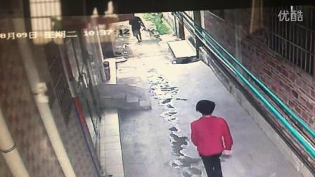 人肉偷盗贼 广州市白云区人和镇