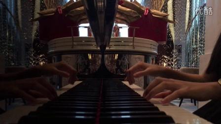 钢琴曲《当你老了》莫文蔚  _tan8.com