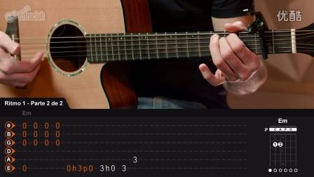 Auto-reverse - O Rappa (原版)吉他教学