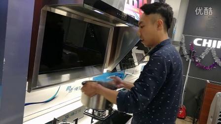 克拉玛依前锋家用抽油烟机L5型大吸力90%油烟,厨房不污,电话13399007530