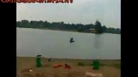 临泉沙滩少年溺亡