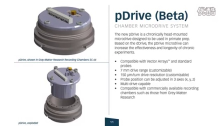 Primate Training Course- Chronic Primate Drive (pDrive)