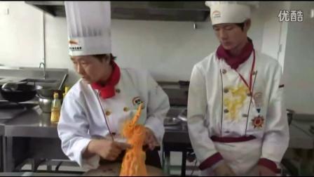 食品雕刻教程=学厨艺去安徽新东方厨师培训学校