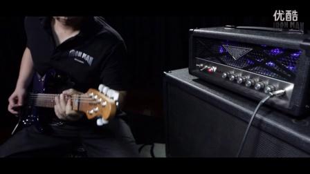"""铁人音乐频道杜兰德""""骑士""""DAT-40S电子管音箱预告片"""