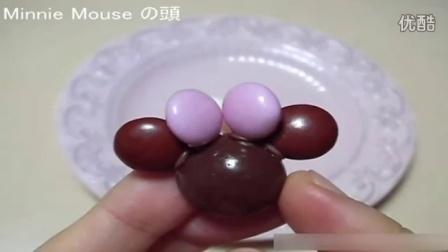 糕点的做法大全 米奇米妮甜品 美味十足视频