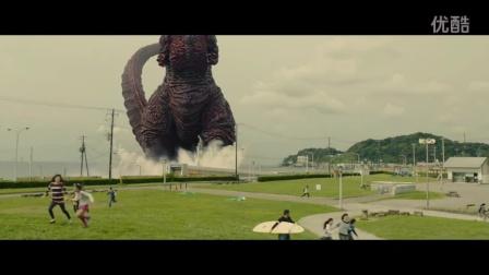 哥斯拉电影: 复活 Godzilla Resurgence特效制作解析制作 后期花絮
