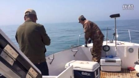 【船来船往】大连海上钓鱼