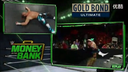 wwe8月11日 WWE2016年8月11日RAW中文SD艾吉vs送葬者