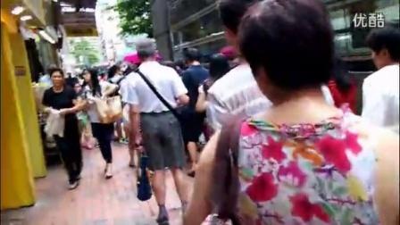 爱剪辑-香港尖沙咀购珍妮曲奇小熊饼干