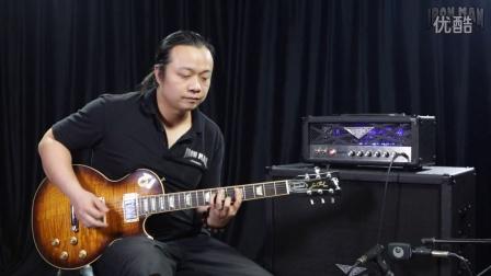 """铁人音乐频道杜兰德DURAND""""骑士""""DAT-40S电子管吉他音箱测评"""