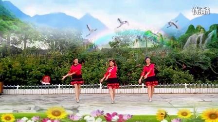 玫香广场舞32步(你不来我不老》玫香广场舞原创最新广场舞