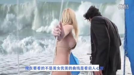 几分钟看电影【洛杉矶之战】看人类如何战胜巨型海啸的